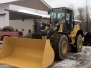 New John Deere 654 loader