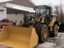 New John Deere 654 loader